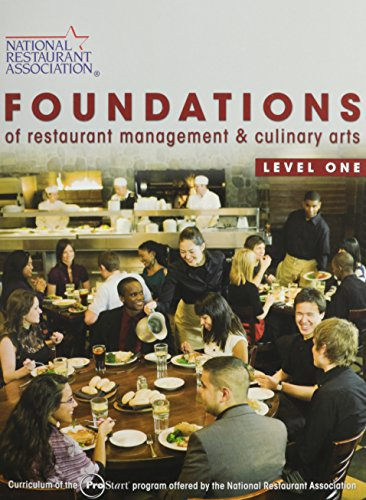 9780132550796: Foundations of Restaurant Management & Culinary Arts: Level 1 and 2
