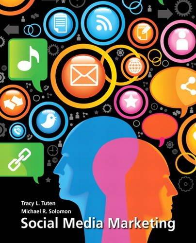 Social Media Marketing: Tracy L. Tuten,