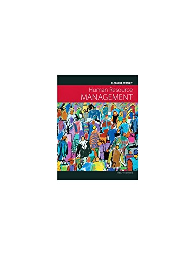 9780132553001: Human Resource Management (12th Edition)