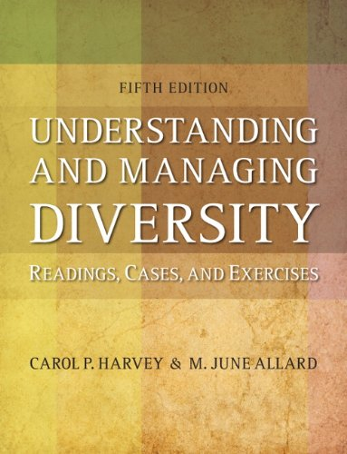 9780132553117: Understanding and Managing Diversity (5th Edition)