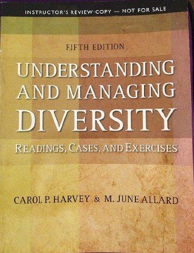 9780132553131: Understanding and Managing Diversity