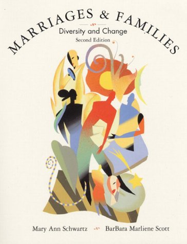 9780132553247: Marriages and Families: Diversity and Change