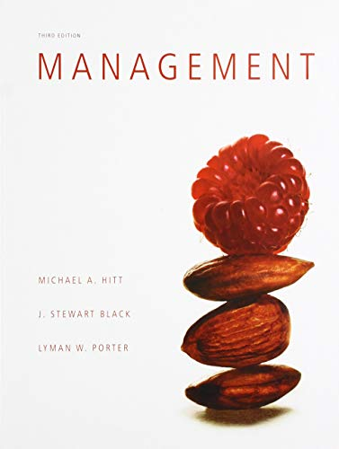 9780132553285: Management (3rd Edition)