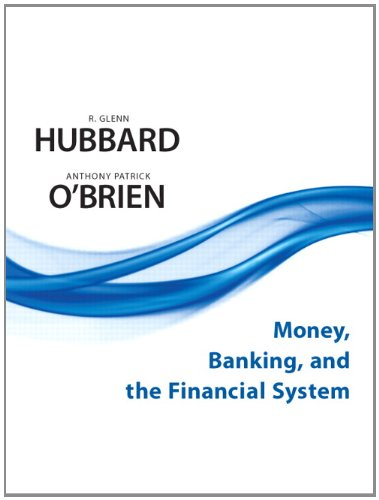 9780132553452: Money, Banking, and the Financial System (Myeconlab Series)