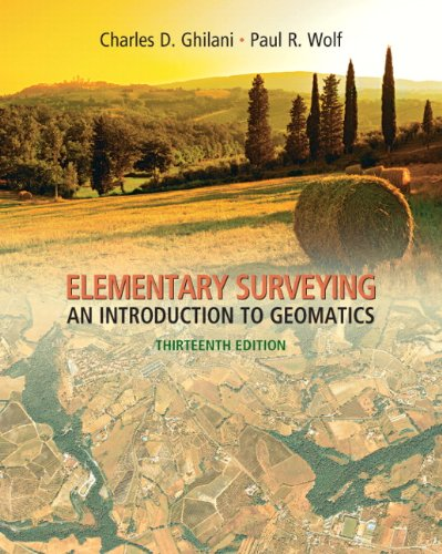 9780132554343: Elementary Surveying: An Introduction to Geomatics (13th Edition)