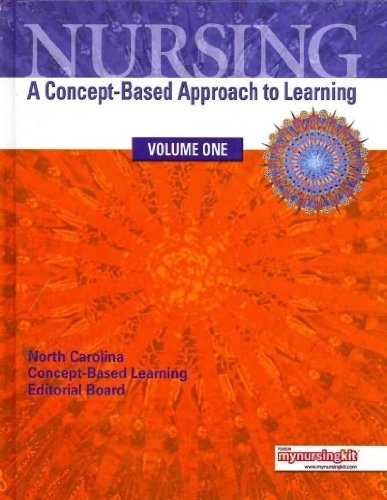 9780132554374: Nursing: A Concept-Based Approach to Learning, Volume 1 and Volume 2 Package