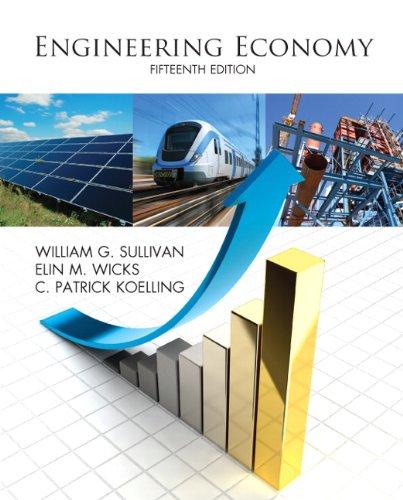 9780132554909: Engineering Economy (15th Edition)