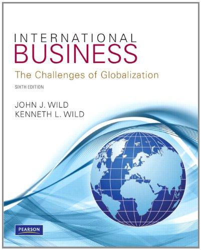 9780132555753: International Business