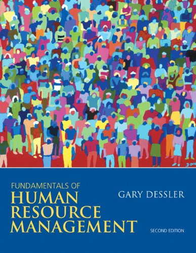 9780132555906: Fundamentals of Human Resource Management (2nd Edition)