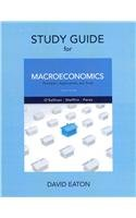 9780132555968: Study Guide for Macroeconomics: Principles, Applications and Tools