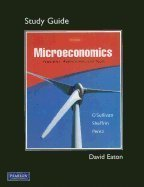 9780132556125: Study Guide for Microeconomics: Principles, Applications and Tools