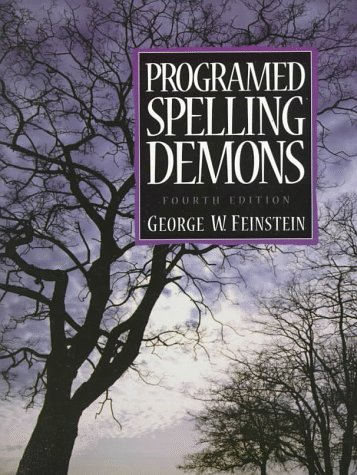 9780132556217: Programed Spelling Demons (4th Edition)