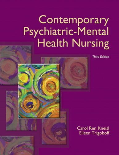 9780132557771: Contemporary Psychiatric-Mental Health Nursing (3rd Edition)