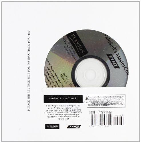 9780132557801: MasterCook 11