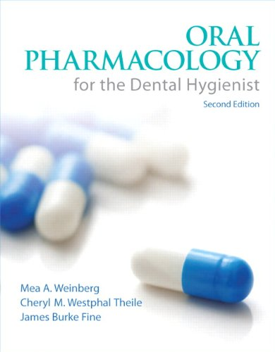 9780132559928: Oral Pharmacology for the Dental Hygienist
