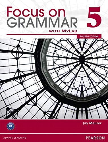 9780132560597: MyEnglishLab: Focus on Grammar 5 (student Access Code)