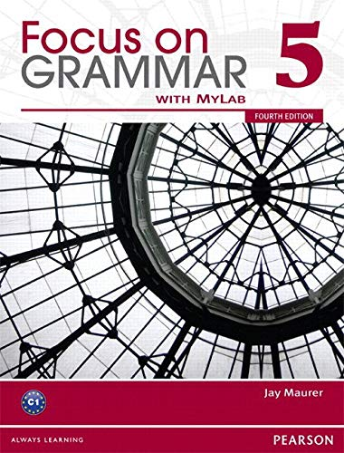9780132560597: MyEnglishLab: Focus on Grammar 5 (student Access Code)