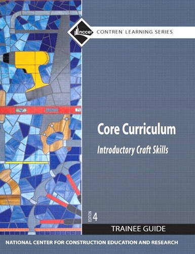 9780132560931: New NCCERconnect with Pearson Etext -- Trainee Access Card -- for Core Curriculum