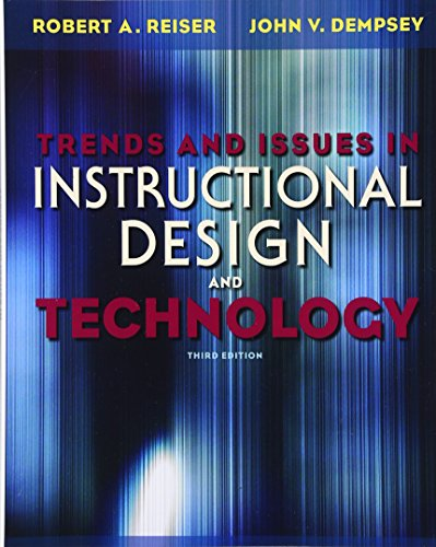 9780132563581: Trends and Issues in Instructional Design and Technology