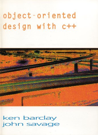 9780132563710: Object Oriented Design With C++