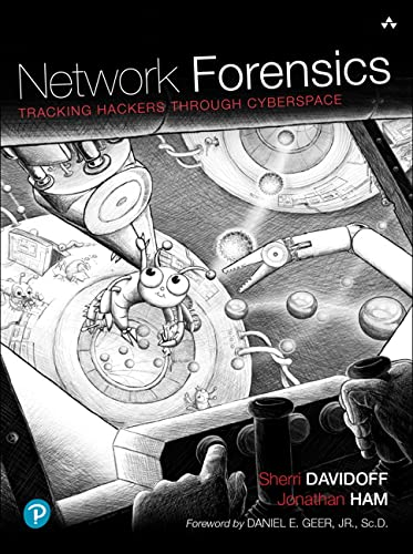9780132564717: Network Forensics: Tracking Hackers Through Cyberspace