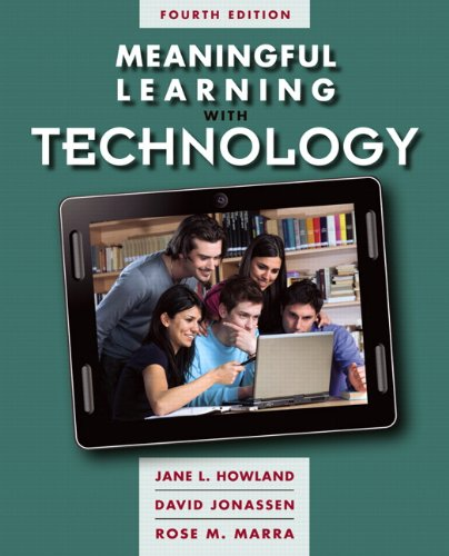 9780132565585: Meaningful Learning with Technology (4th Edition)