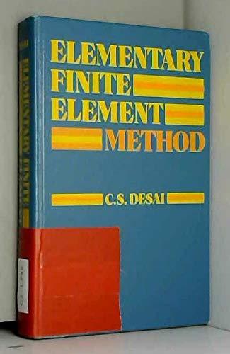 9780132566360: Elementary Finite Element Method (Civil engineering & engineering mechanics series)