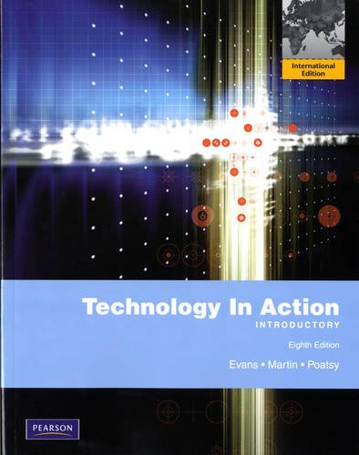 9780132566742: Technology In Action, Introductory