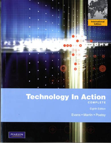 9780132566759: Technology in Action: Complete