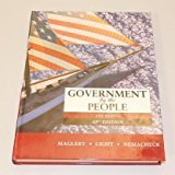 9780132566971: Government by the People, 2011 National AP* Edition (24th Edition)