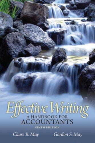 9780132567244: Effective Writing