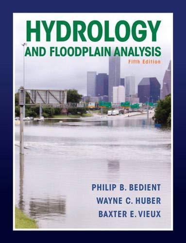 9780132567961: Hydrology and Floodplain Analysis