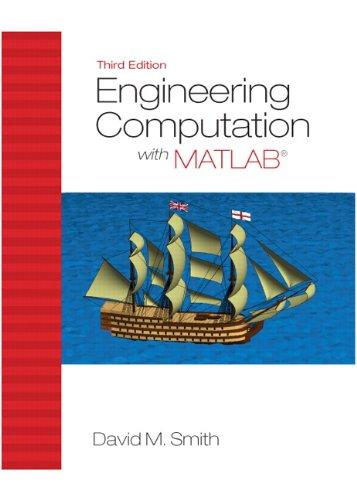 9780132568708: Engineering Computation with MATLAB