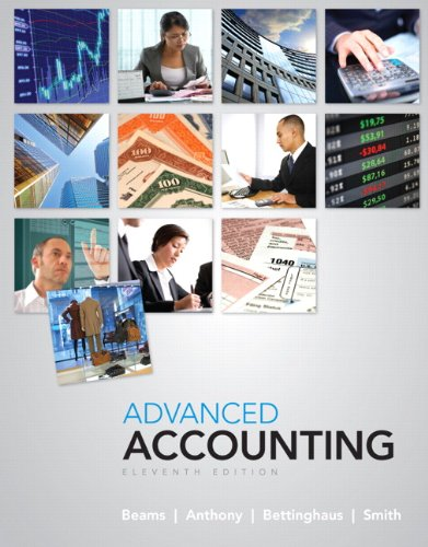 9780132568968: Advanced Accounting (11th Edition)