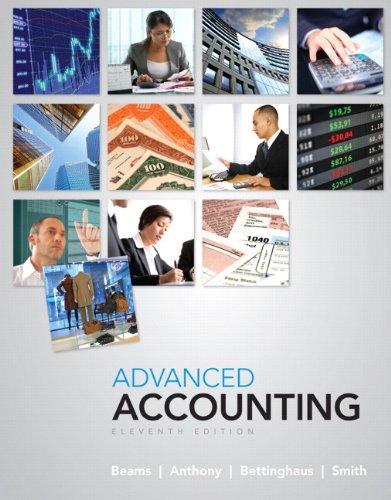 9780132568968: Advanced Accounting