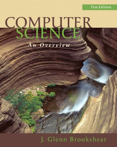 9780132569033: Computer Science: An Overview (11th Edition)