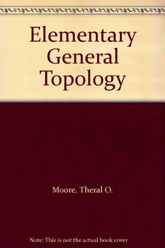 9780132569095: Elementary General Topology