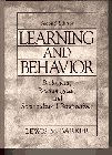 9780132569750: Learning and Behavior: Biological, Psychological and Sociocultural Perspectives