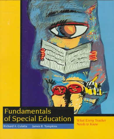 9780132569910: Fundamentals of Special Education: What Every Teacher Needs to Know