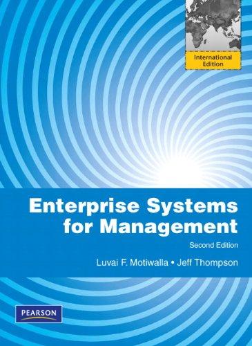 9780132570169: Enterprise Systems for Management