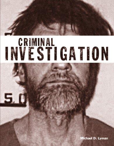 9780132570923: Criminal Investigation (The Justice Series)
