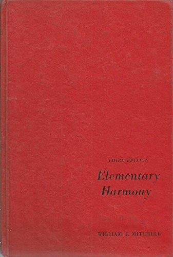 9780132572798: Elementary Harmony