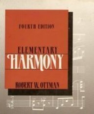 9780132572880: Elementary Harmony