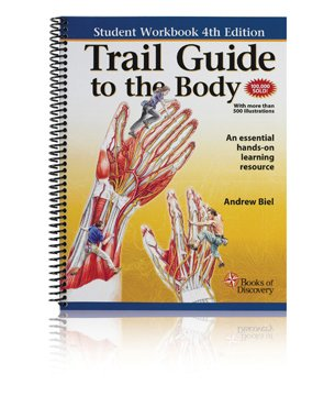 9780132574273: Student Workbook for Trail Guide to the Body