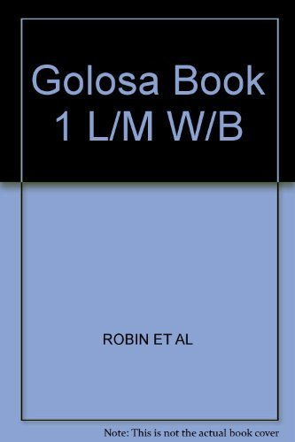 9780132574457: Golosa Book I Lab Manual: A Basic Course in Russian Lab Manual/Workbook, Book 1