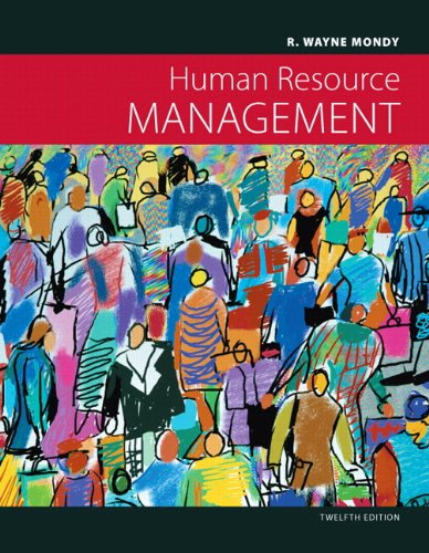9780132574853 Human Resource Management Plus Mymanagementlab With
