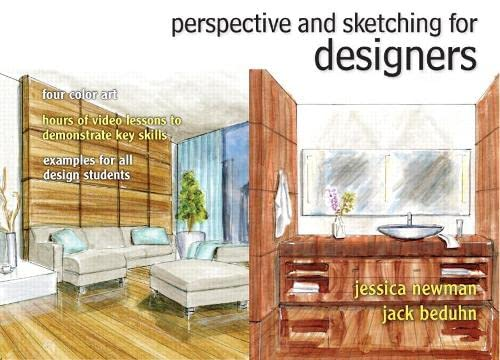 9780132574945: Perspective and Sketching for Designers