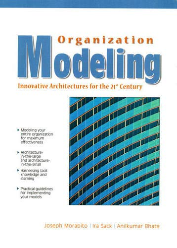 9780132575522: Organization Modeling: Innovative Architectures for the 21st Century