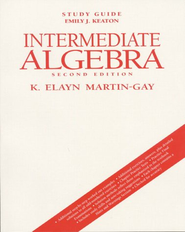 9780132580885: Imtermediate Algebra