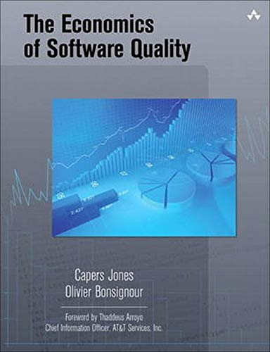 9780132582209: The Economics of Software Quality